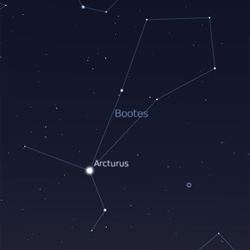 Spring Constellations: Leo (lion), Bootes (kite) and Virgo ...