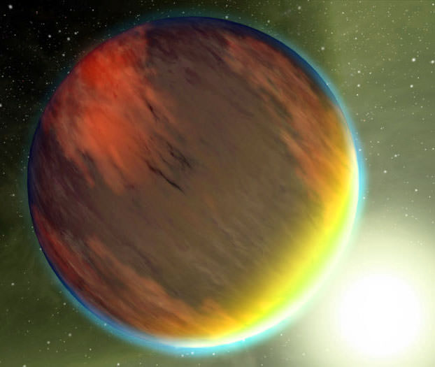 outside of solar system outer planets - photo #13