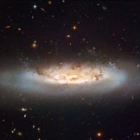 Galaxy NGC4522
