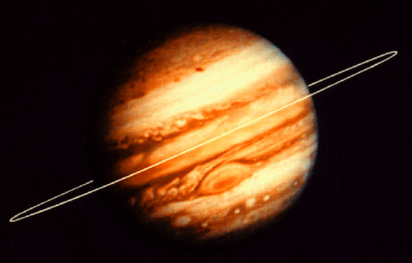 planet jupiter and moons rings - photo #22