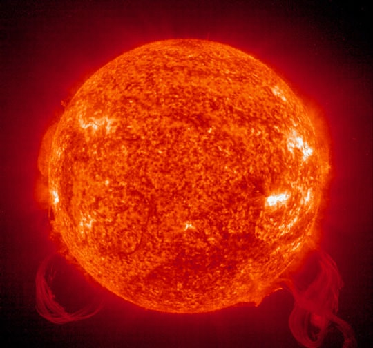 biggest sun - photo #27