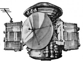The Soviet Mars 2 / 3 Orbiter