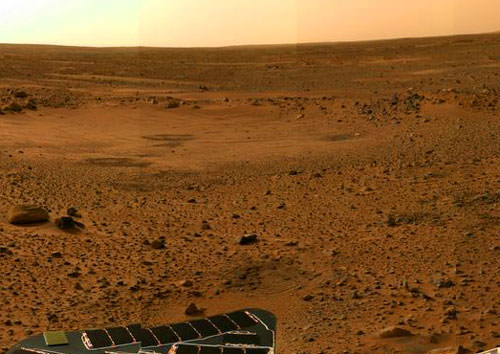 8 Awesome Pictures of the Surface of Planet Mars | Outer ...