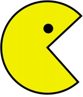 The real pacman