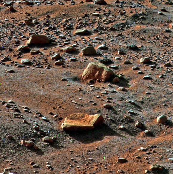mars planet surface - photo #11