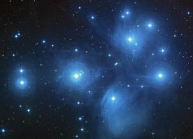 Pleiades - The Seven Sisters