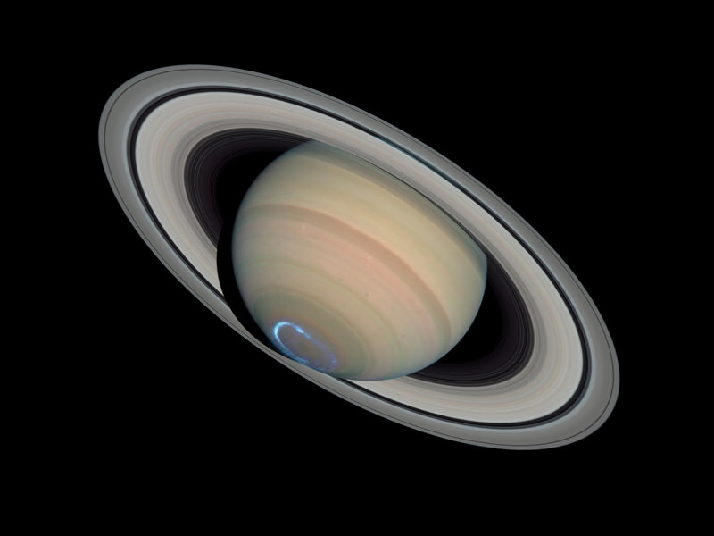 April is the Best Month to See Saturn this Year | Outer Space Universe