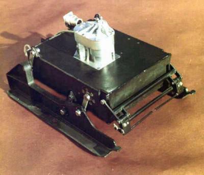 The Soviet Prop-M Mars Rover
