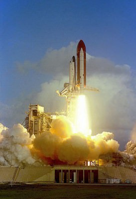 The Space Shuttle Challenger