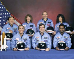The Crew of the Space Shuttle Challenger Disaster