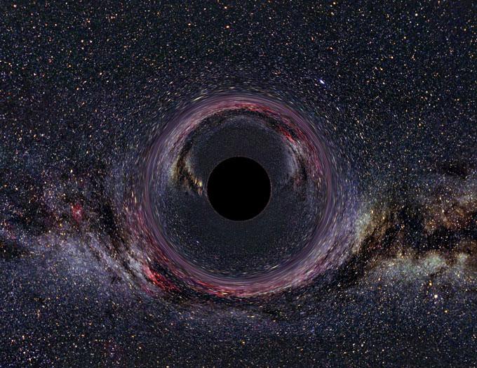 forming black hole - photo #40