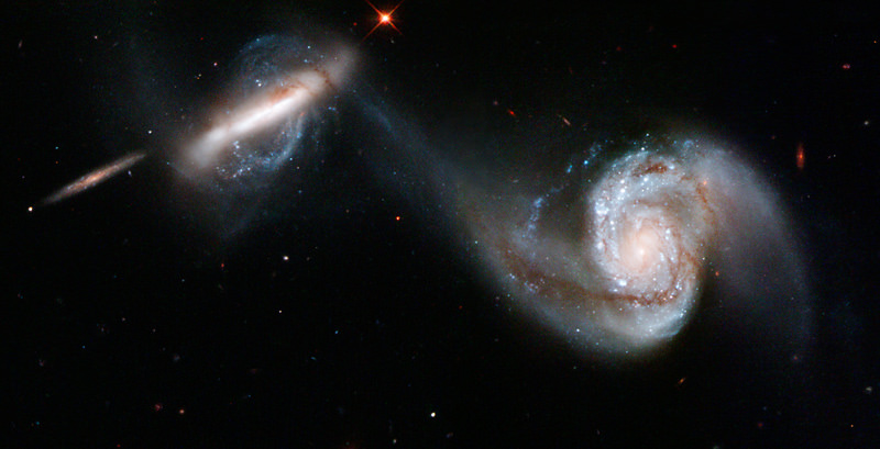 Colliding Galaxies: Can the Milky Way Galaxy Collide with ...