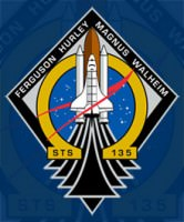 STS-135 Crew Patch