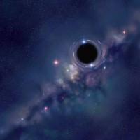 Astronomy Black Hole