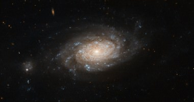 Barred Spiral Galaxy - NGC 3259