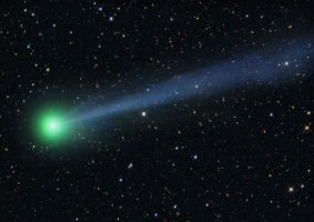 New Comet McNaught