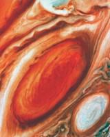 Clouds on Jupiter