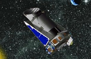 Kepler Space Telescope Spacecraft