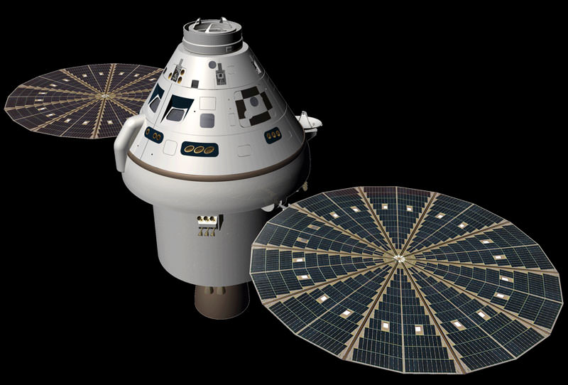 orion spacecraft - 800×542