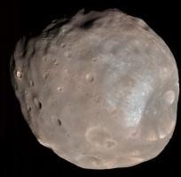 The Martian Moon, Phobos