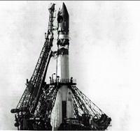 Vostok 1 First Manned Spaceship